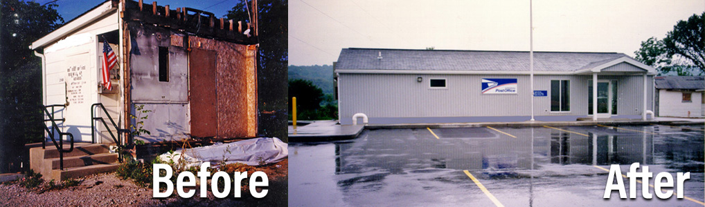 Post Office Transformation